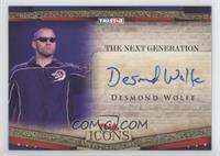 Desmond Wolfe /50