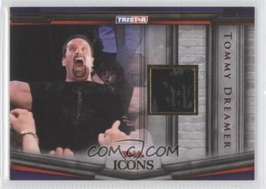 2010 TRISTAR TNA Icons [???] #7 - Tommy Dreamer /50