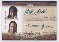 Max Buck, Jeremy Buck