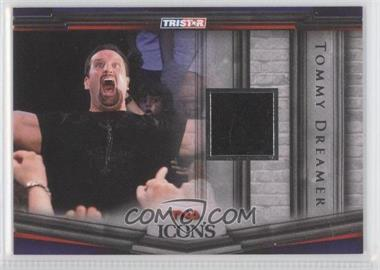 2010 TRISTAR TNA Icons [???] #M7 - Tommy Dreamer /199