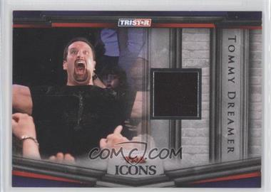 2010 TRISTAR TNA Icons Memorabilia #M7 - Tommy Dreamer /199