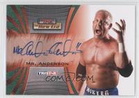 Mr. Anderson /25