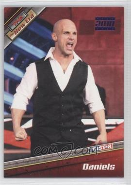 2010 TRISTAR TNA The New Era Purple #44 - Christopher Daniels /1