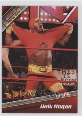 2010 TRISTAR TNA The New Era #1 - Hulk Hogan
