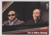 Taz, Mike Tenay