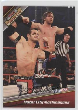 2010 TRISTAR TNA The New Era #34 - Motor City Machineguns