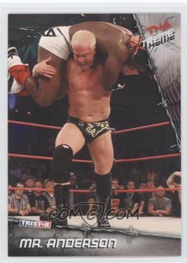 2010 TRISTAR TNA Wrestling Xtreme [???] #37 - Mr. Anderson /40