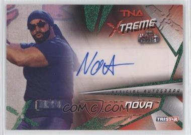 2010 TRISTAR TNA Wrestling Xtreme [???] #X22 - Nova /25