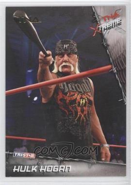 2010 TRISTAR TNA Xtreme - [Base] - Gold #1 - Hulk Hogan /10