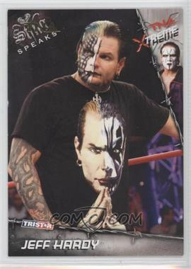 2010 TRISTAR TNA Xtreme - [Base] - Gold #76 - Jeff Hardy /10