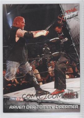 2010 TRISTAR TNA Xtreme - [Base] #25 - Raven Def. Tommy Dreamer