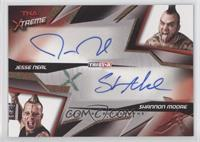Jesse Neal, Shannon Moore /25