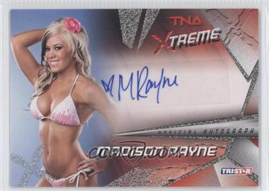 2010 TRISTAR TNA Xtreme Autographs #X47 - Madison Rayne