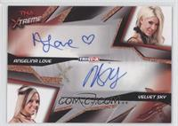 Angelina Love, Velvet Sky /99