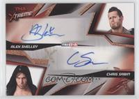 Alex Shelley, Chris Sabin /99