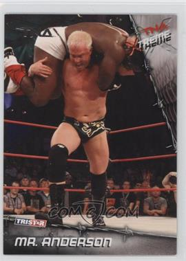 2010 TRISTAR TNA Xtreme Silver #37 - Mr. Anderson /40