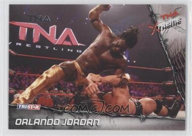 2010 TRISTAR TNA Xtreme Silver #52 - Orlando Jordan /40