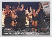 The FBI Def. Kash/Diamond/Swinger