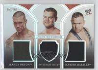 Randy Orton, David Hart Smith, Santino Marella /99
