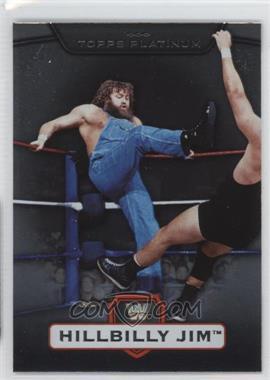 2010 Topps Platinum WWE - [Base] #51 - Hillbilly Jim