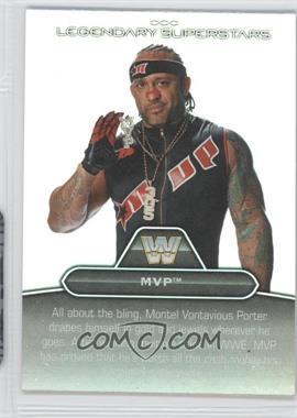2010 Topps Platinum WWE - Legendary Superstars #LS-21 - Ted DiBiase, MVP