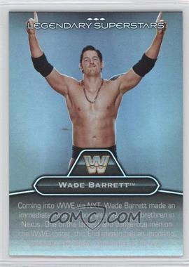 2010 Topps Platinum WWE - Legendary Superstars #LS-25 - British Bulldog, Wade Barrett
