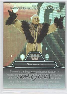 2010 Topps Platinum WWE - Legendary Superstars #LS-4 - Goldust, Papa Shango