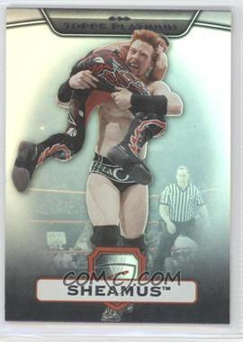 2010 Topps Platinum WWE [???] #100 - Sheamus