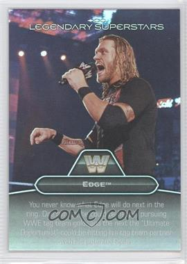 2010 Topps Platinum WWE [???] #12 - Edge, Brian Pillman