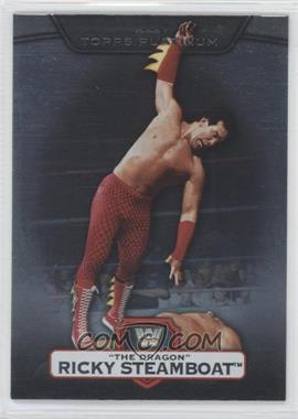"2010 Topps Platinum WWE [???] #17 - Ricky ""The Dragon"" Steamboat"