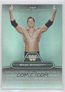 2010 Topps Platinum WWE [???] #25 - [Missing]