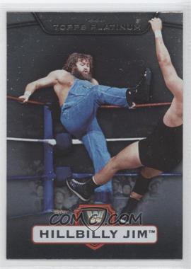 2010 Topps Platinum WWE [???] #51 - Hillbilly Jim