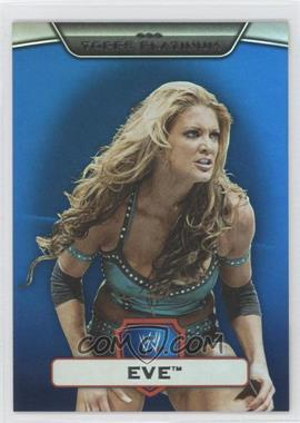 2010 Topps Platinum WWE [???] #71 - Eve Torres /199