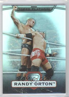 2010 Topps Platinum WWE [???] #97 - Randy Orton