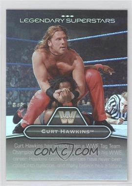 2010 Topps Platinum WWE [???] #LS-19 - Curt Hawkins, Mr. Perfect