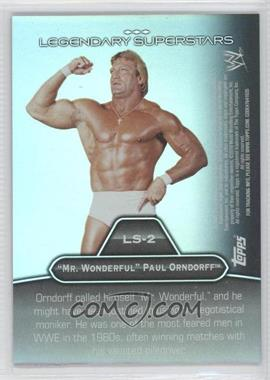 2010 Topps Platinum WWE [???] #LS-2 - [Missing]