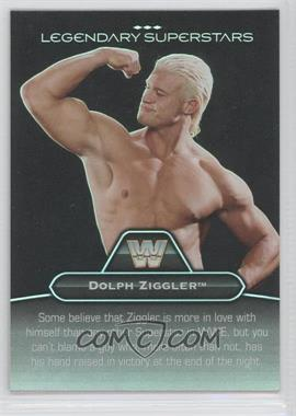 "2010 Topps Platinum WWE [???] #LS-2 - Paul ""Mr. Wonderful"" Orndorff, Dolph Ziggler"
