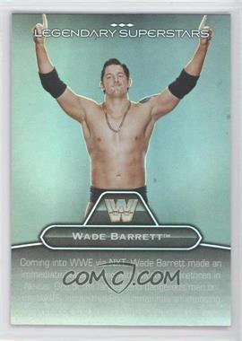 2010 Topps Platinum WWE [???] #LS-25 - British Bulldog, Wade Barrett