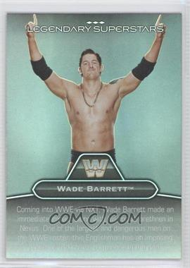2010 Topps Platinum WWE [???] #LS-25 - [Missing]