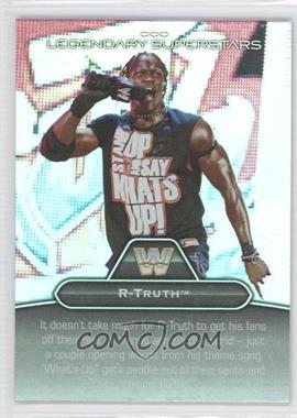 2010 Topps Platinum WWE [???] #LS-5 - R-Truth, Koko B. Ware