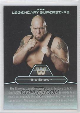 2010 Topps Platinum WWE [???] #LS-8 - Big Show, Vader