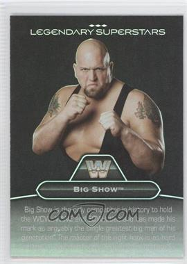 2010 Topps Platinum WWE [???] #LS-8 - [Missing]