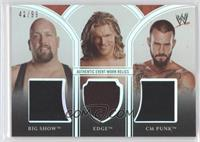 Big Show, Edge, CM Punk /99