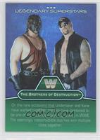 The Brothers of Destruction, Legion of Doom /499