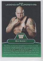 Big Show, Vader /499