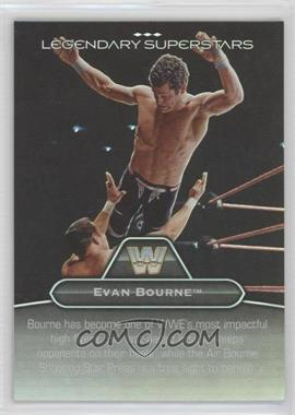 2010 Topps Platinum WWE Legendary Superstars #LS-1 - Evan Bourne, Jimmy Snuka