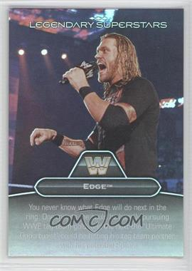2010 Topps Platinum WWE Legendary Superstars #LS-12 - Edge, Brian Pillman