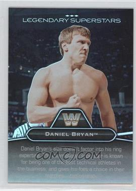 2010 Topps Platinum WWE Legendary Superstars #LS-16 - Daniel Bryan, Dean Malenko