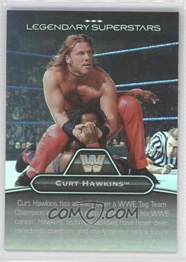 2010 Topps Platinum WWE Legendary Superstars #LS-19 - Curt Hawkins, Mr. Perfect