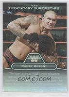 Randy Orton, Jake